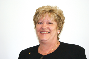 Councillor Kath Williams (PenPic)