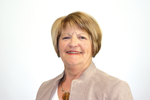 Councillor  Janet Johnson (PenPic)