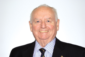 Councillor Brian Edwards M.B.E. (PenPic)
